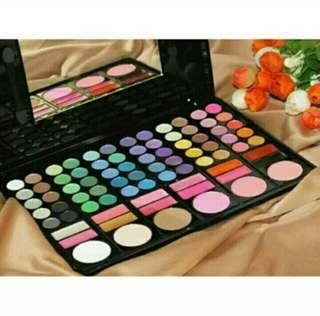 Mac Palette 78 Colors (for eye shadow,lipstik and blush)