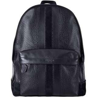 Authentic Coach F11250 Charles Backpack With Baseball Stitch