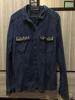 Denim Shirt from Esprit