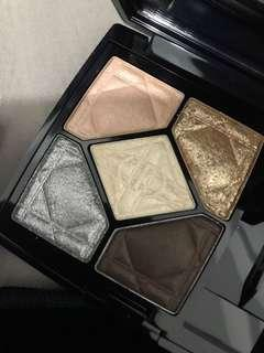 Dior eyeshadow 5 colour 567