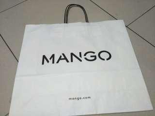 Mango paperbag