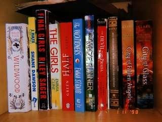 Books for sale!! CLEARANCE