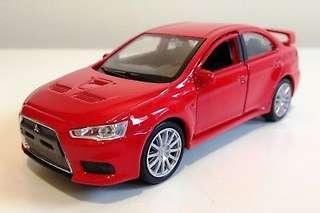 NEX WELLY Mitsubishi Lancer Evo X 1:32