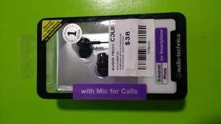 Audio technica earpiece