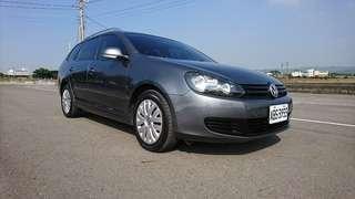 人生就是要來點不一樣的~實用變化大空間~扎實渦輪動力~歐系底盤操控自如~推薦你~Volkswagen Golf Variant 1.4 TSI~請洽0952569058