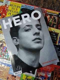 Charlie Puth - Hero Magazine
