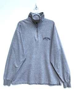 Lucky Strike Quarter Zip Sweatshirt