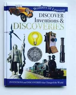 Wonders of Discovery Books