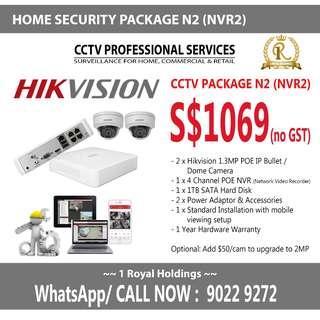 cctv camera package on sales (CCTV)