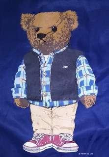 Classy Bear Jaket like new