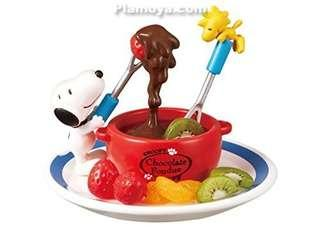 Snoopy rement Dreaming of sweets