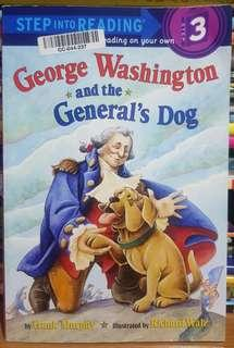 Reading Level Step 3 George Washington and the General's Dog