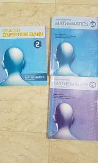 Discovering Mathematics 2A, 2B and workbook