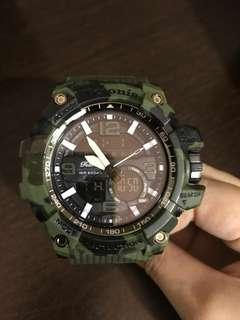 Brand new camoflauge watch for sale