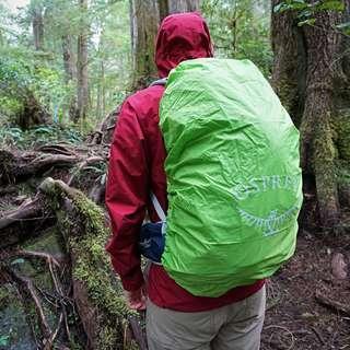 osprey rain cover raincover over 50L 45L 60L 超輕背囊防雨罩 防水 全新