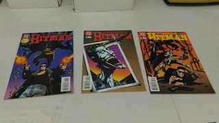 DC Hitman comic