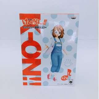 AUTHENTIC Yui Hirasawa K-on! Summer School Uniform Ver.