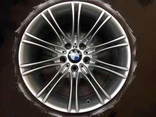 BMW Original M SPORT 18 inch AUSTRIA Rim E60 E39 E34 5 series