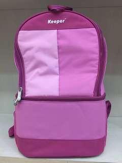 2in1 Keeper Breastpump & Milk Storage Backpack