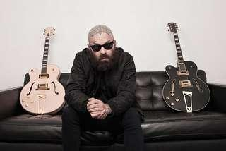 Gretsch Tim Armstrong G5191MS Man Salmon Guitar