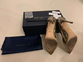 Sergio Rossi Heels (Size 36 - Used Once)
