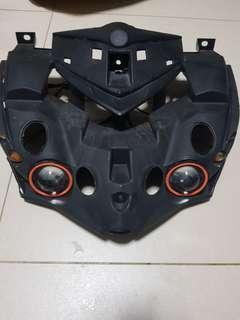 Sniper 150 owl eye