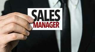 Hiring Sales Manager
