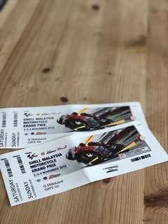 MotoGP Tickets Hillstand