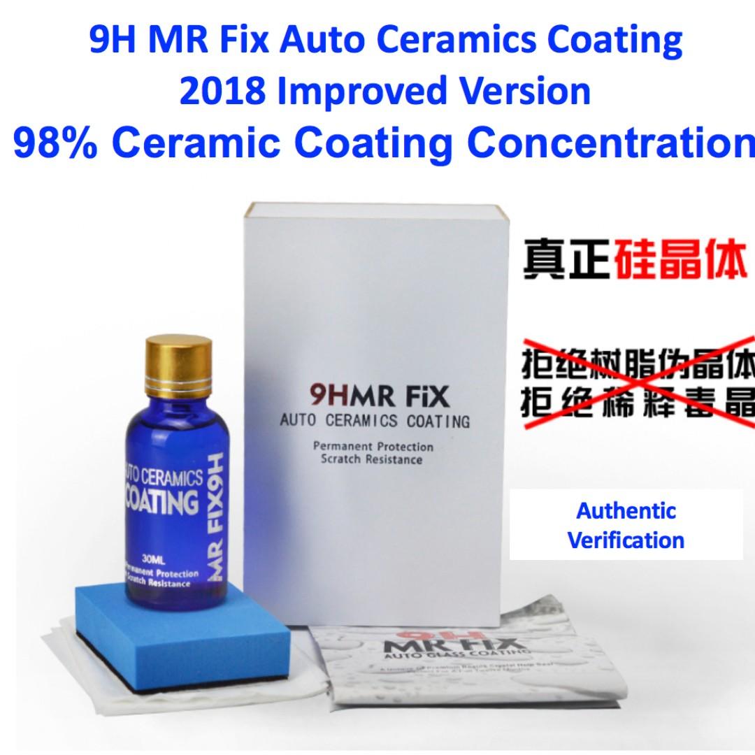Paint Protective Foil 9h Car Oxidation Liquid Ceramic Coat Super Hydrophobic Glass Coating Set Nano Ceramics Coat Anti Rain Hydrophobic Spray Glass #1