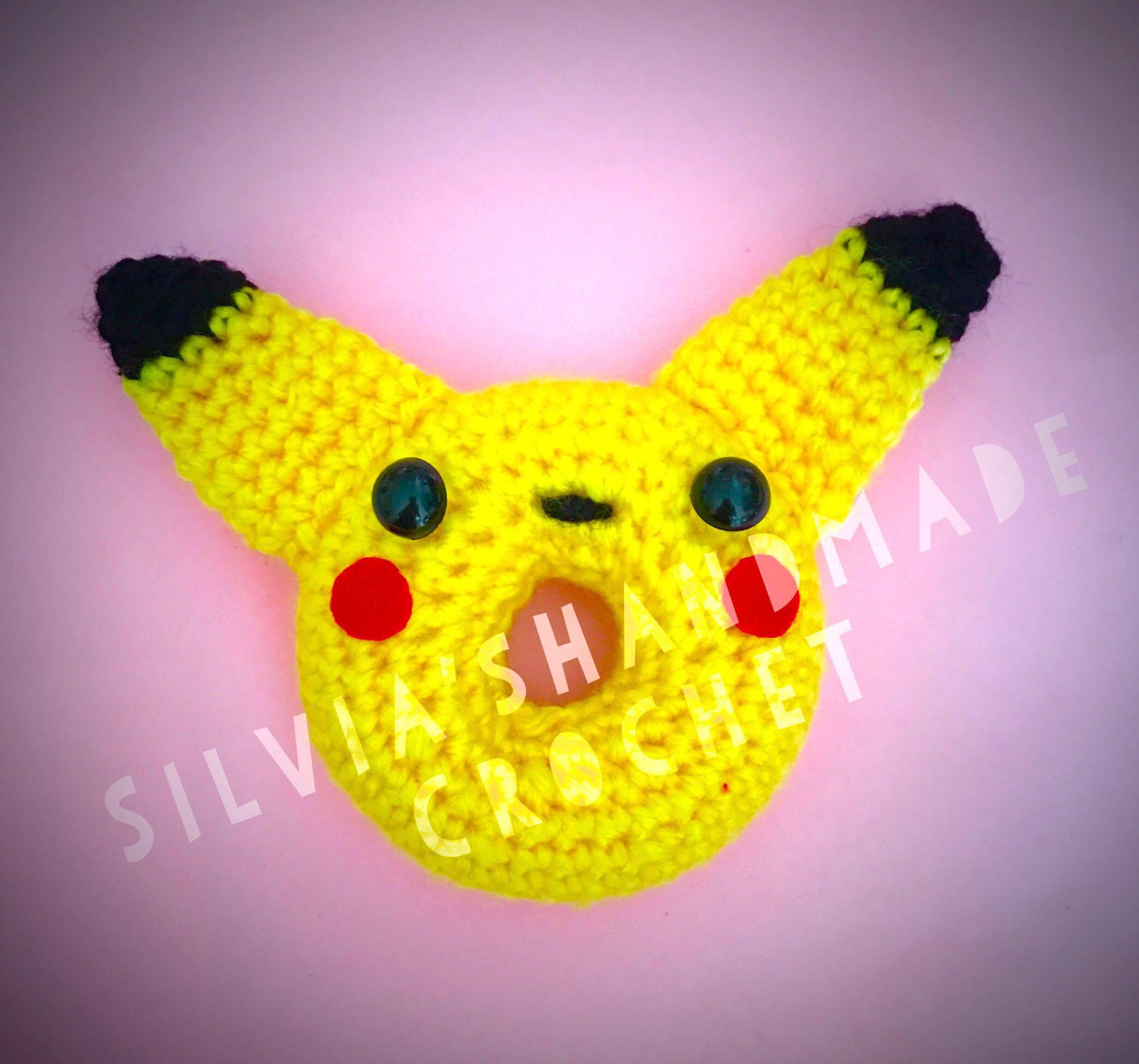 Pokemon Balls Crochet Pattern | Crochet pokemon, Pokemon crochet ... | 2306x2468