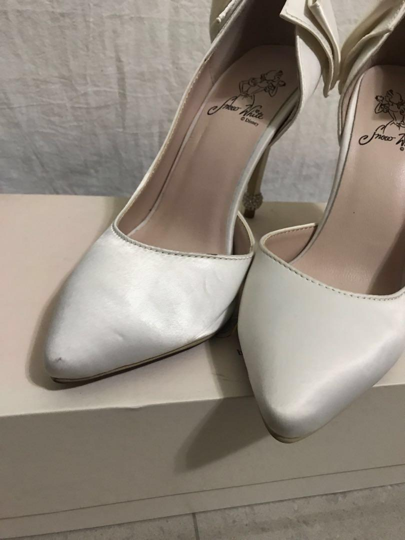 二手 gracegift 白雪公主系列 高跟鞋