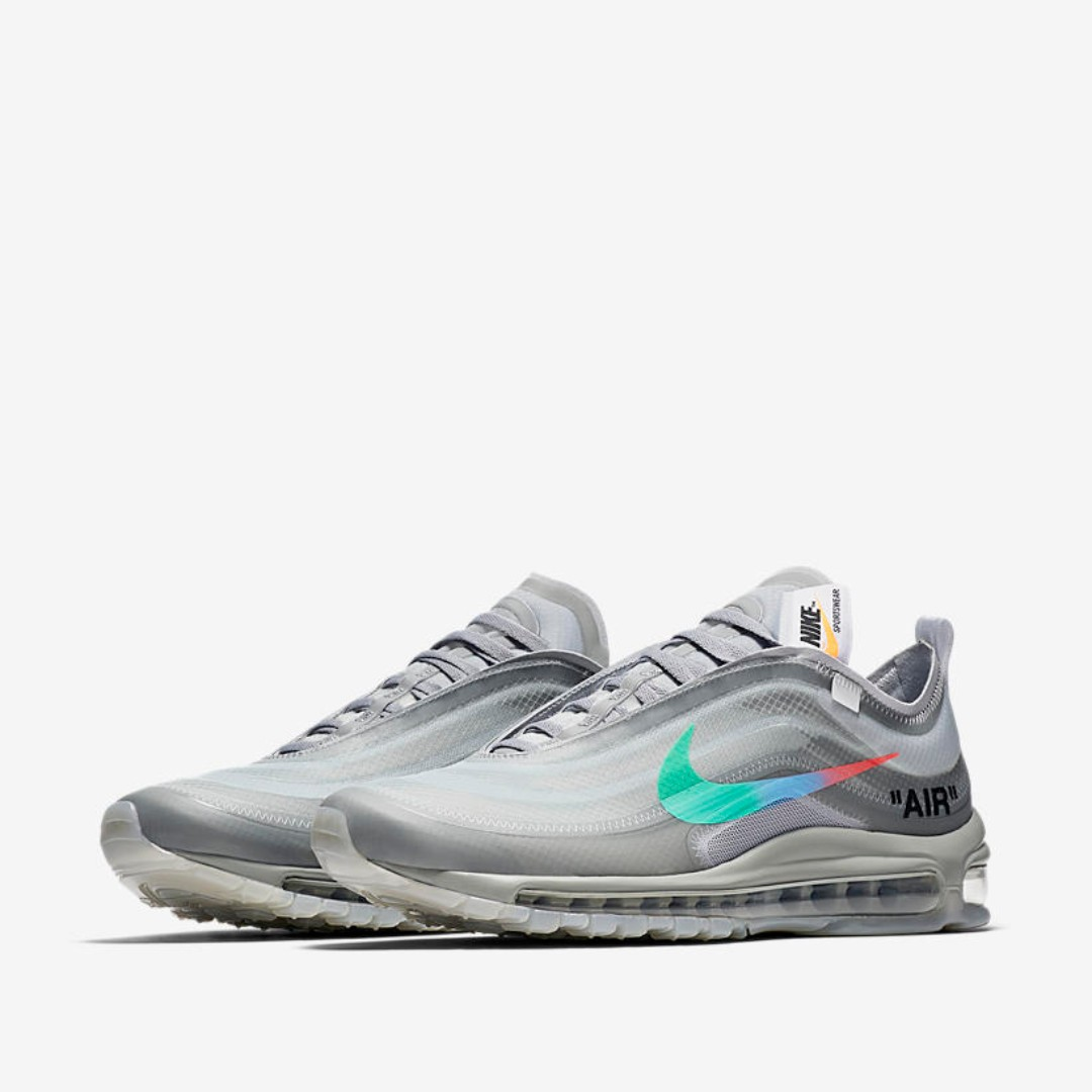 🔥 In Stock🔥 US4 8 9 9.5 10 Nike x Off White Air Max 97 Menta ... 00acefc58a