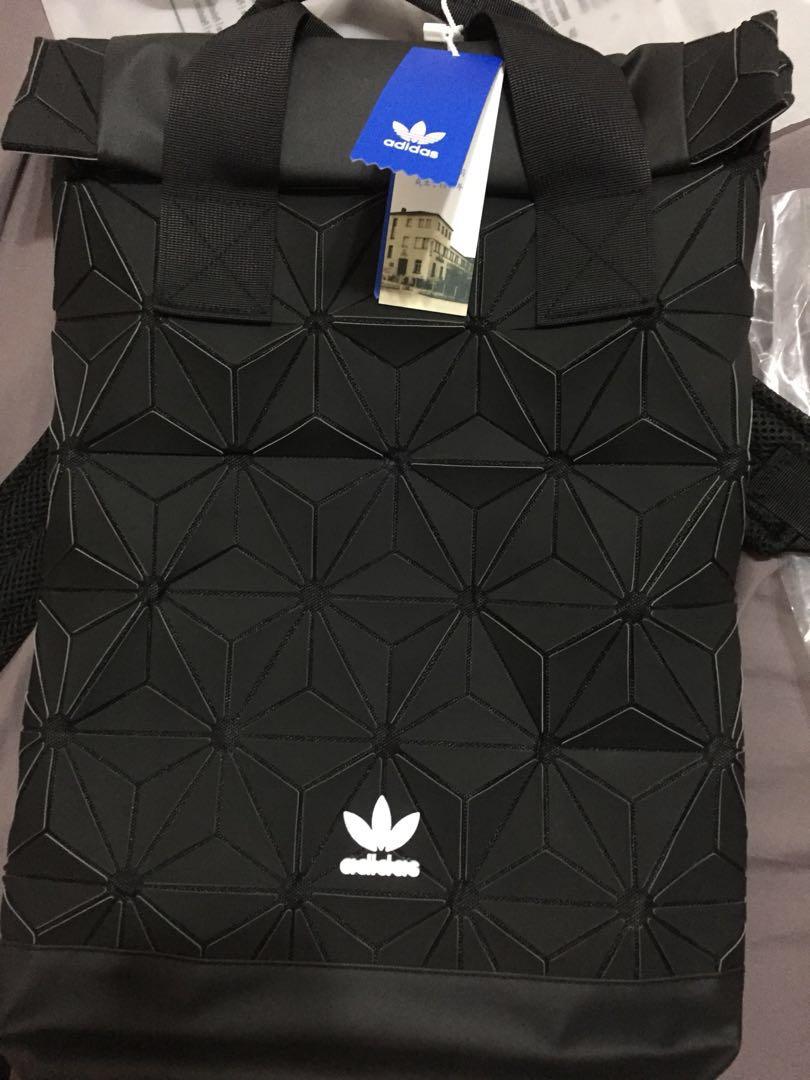 4f9df3965352 Adidas Issey x Miyake Black Bag