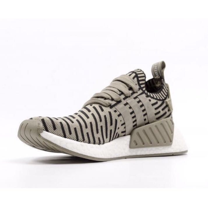 check out 3df7b b3b5e Adidas NMD R2 Trace Cargo Olive Green WMNS (size UK5), Women s ...