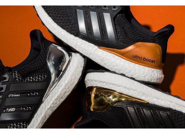 a86bcd335abc Adidas Ultra Boost Olympic Medal Pack 2.0