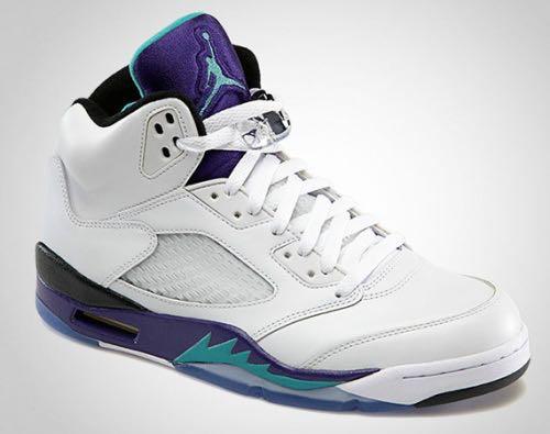 online store 9bd37 3cd89 Air Jordan 5 retro grape, Men s Fashion, Footwear, Sneakers on Carousell