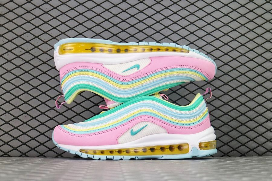 e1f1a7e0a6 Air max 97 easter egg, Women's Fashion, Shoes on Carousell