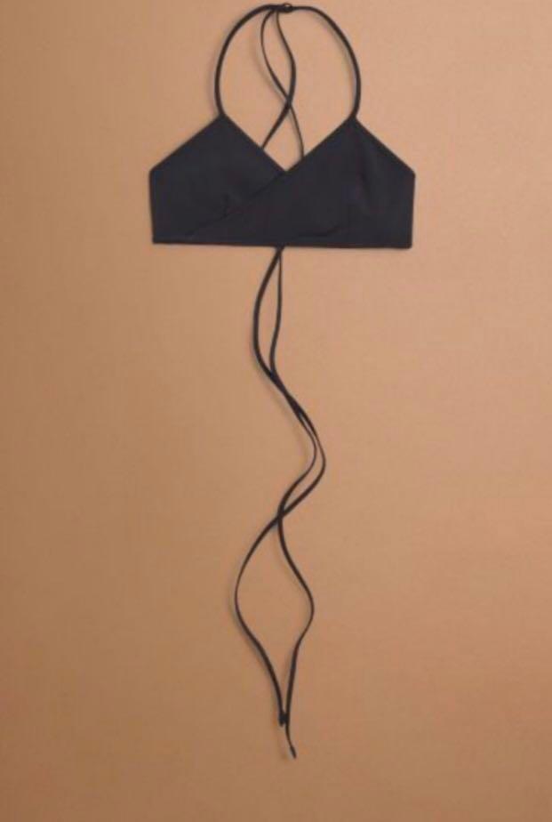 Aritzia reversible bralette