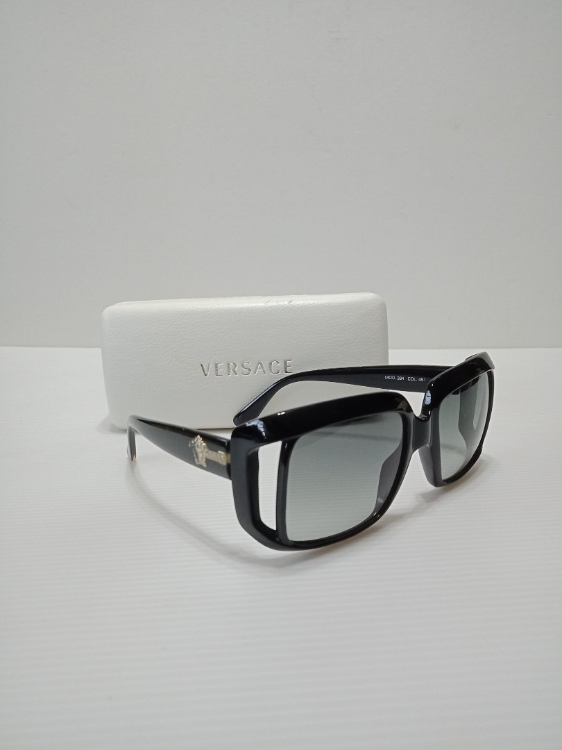 3e240c21f7aa Authentic Versace Sunglasses, Luxury, Accessories, Others on Carousell