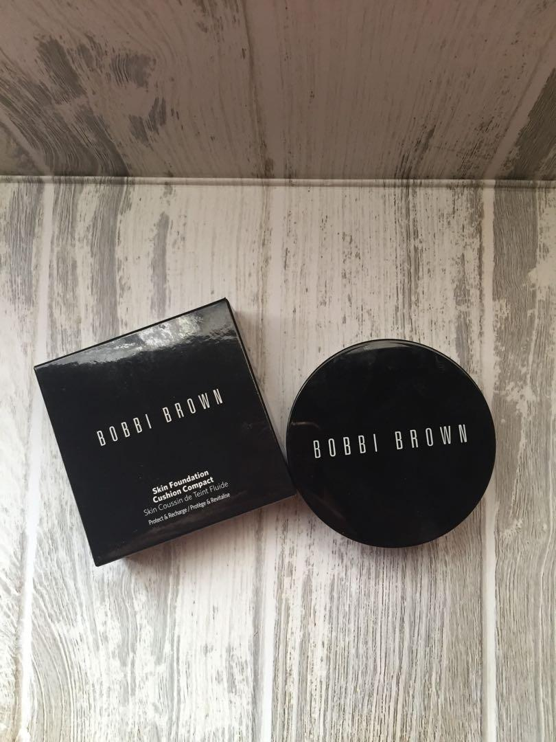 Bobbi Brown Skin Foundation Cushion Compact Health Beauty Makeup