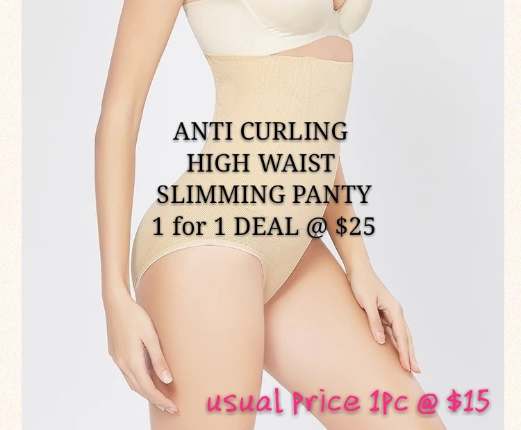 6dec604741 🤣GOOD DEAL 1 FOR 1    25!!!SLIMMING EFFECT TUMMY CONTROL SHAPER ...