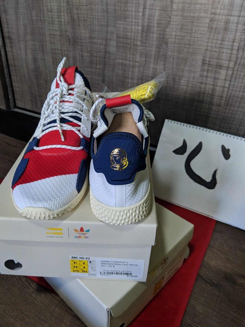 e0972129e606d Get 2 for Discount  Adidas x Billionaire boys club tennis V2