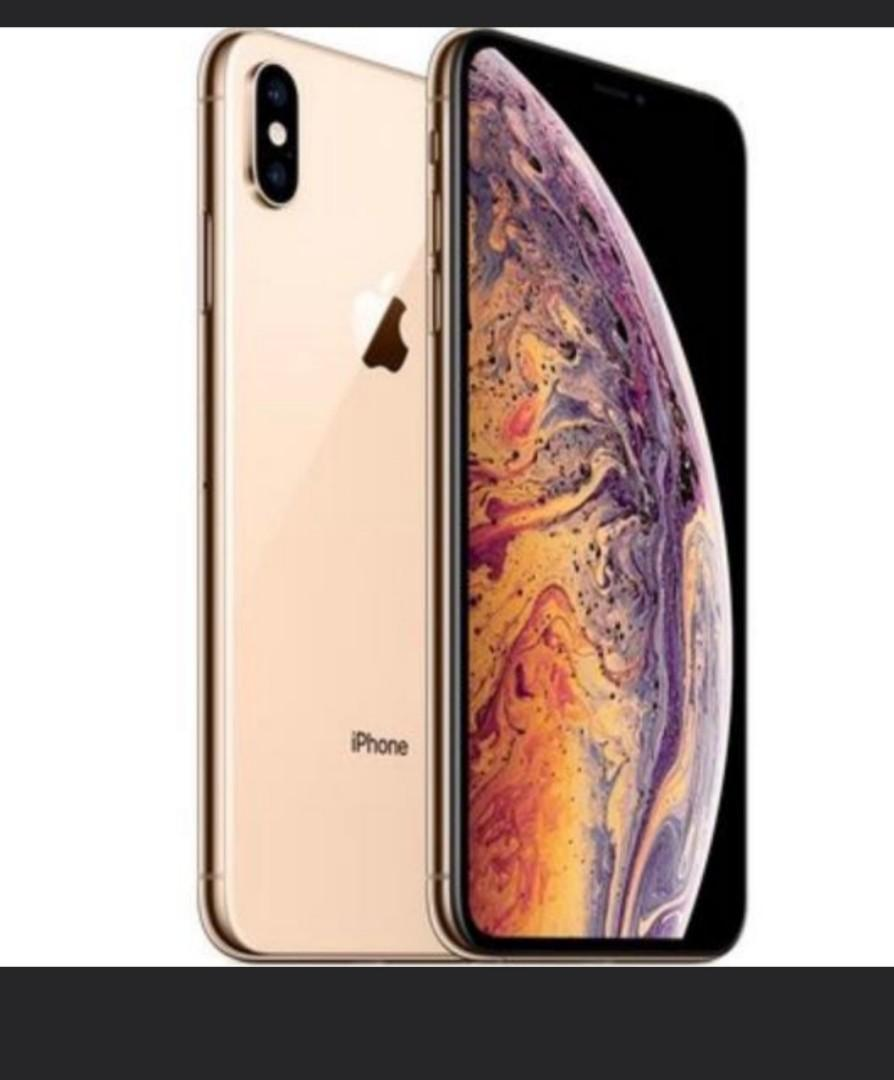 Iphone XS MAX Rose gold 256GB, Mobile Phones \u0026 Tablets