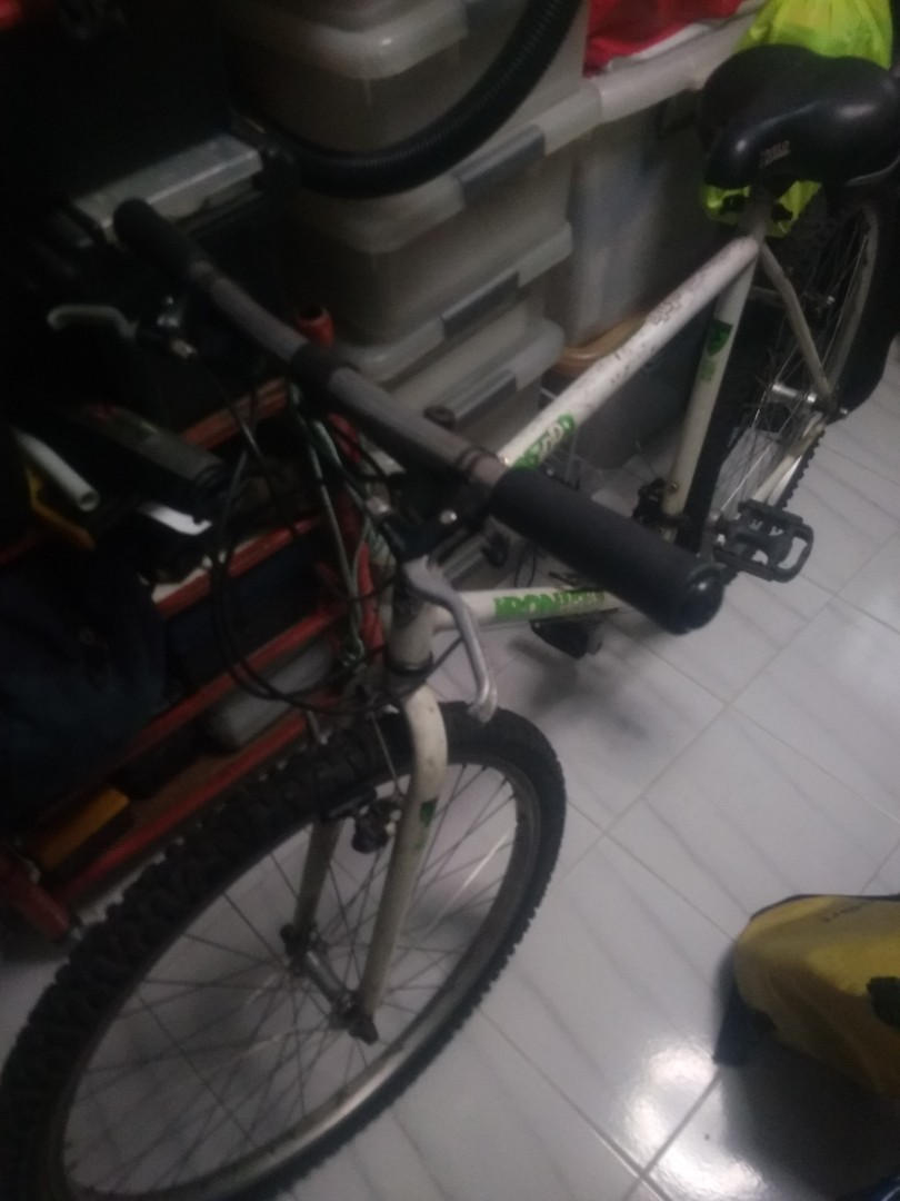 04a0f260f05 Iron Horse AT100 vintage mountain bicycle 20
