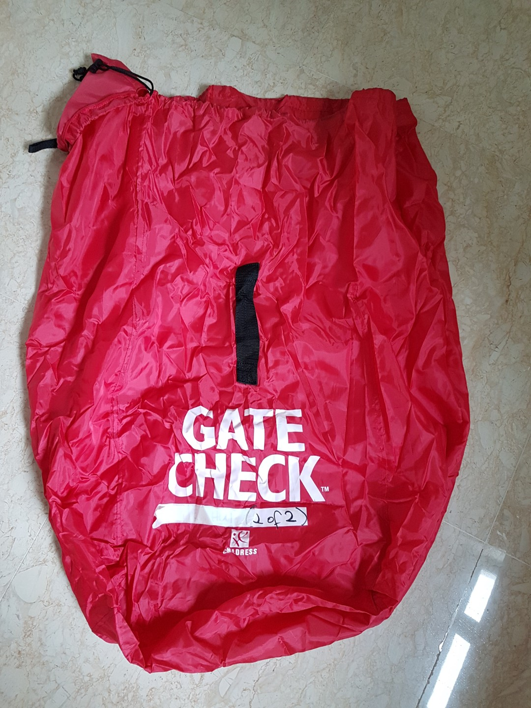 JL Childress Brand Gate Check Bag For Baby Car Seats Babies Kids Strollers Bags Carriers On Carousell