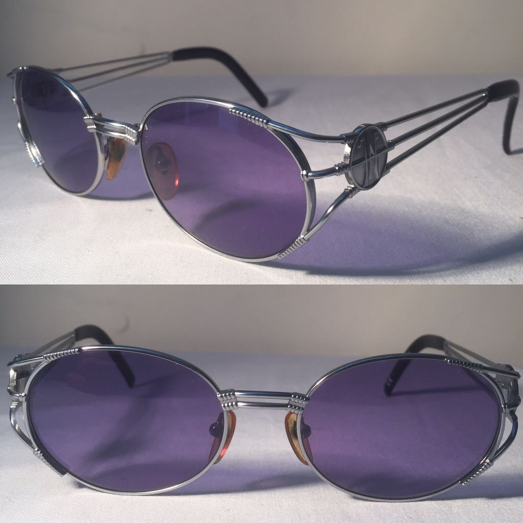 7c4aed63b52 JPG Jean Paul Gaultier Sunglasses 58-5106 Made in JAPAN