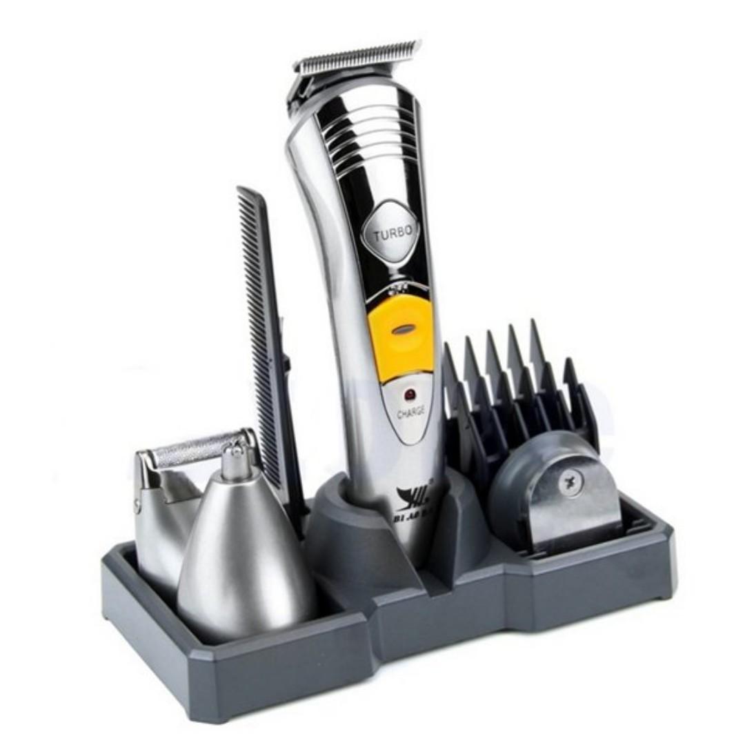 Kemei Km 580a 7in1 Multinational Electric Shaver Razor Men Shaving