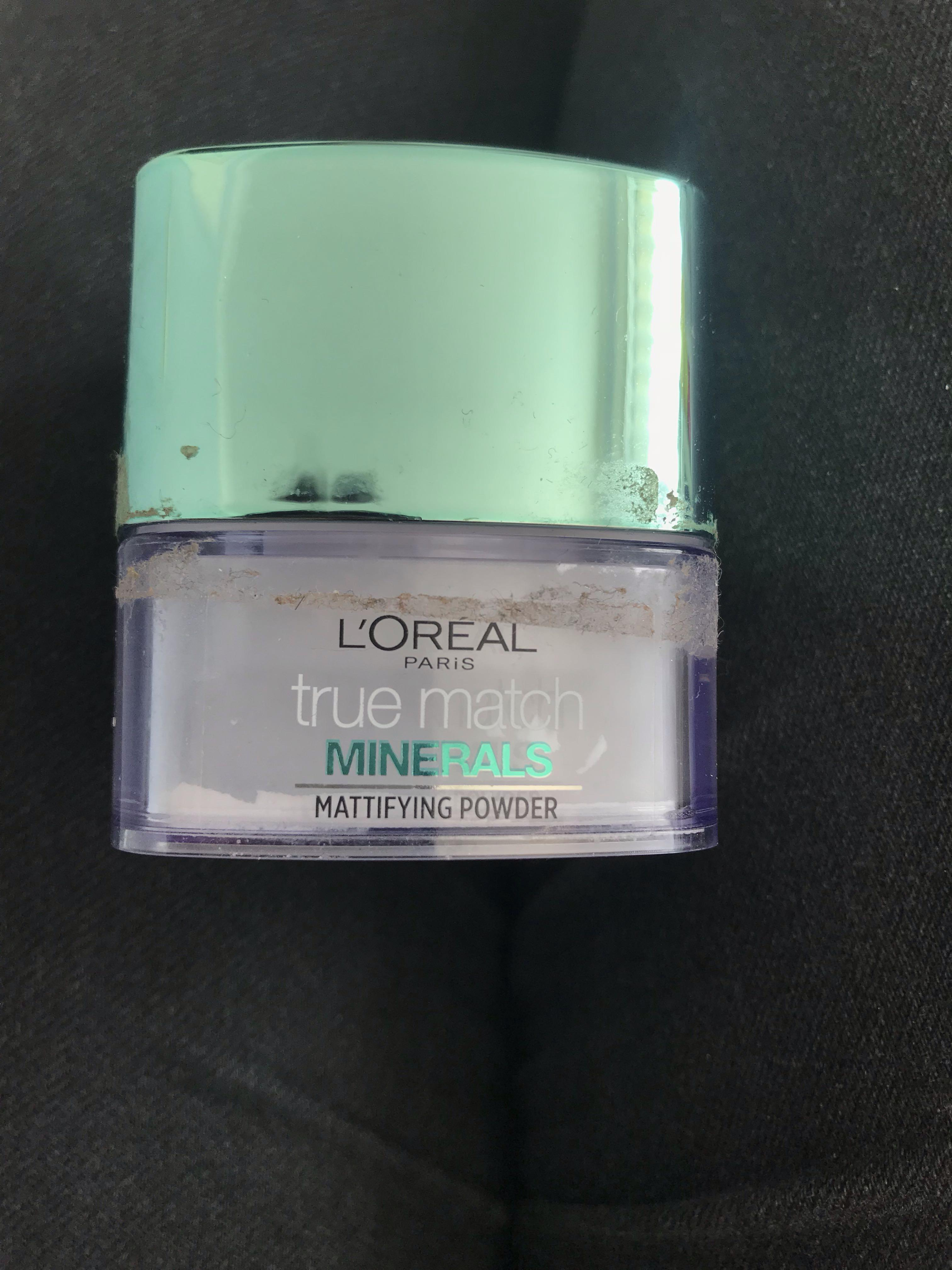 L'oreal True Match Minerals Mattifying Finishing Powder
