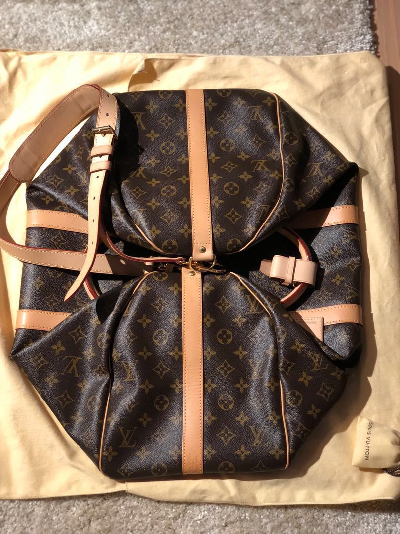 ff5af68afafd Louis Vuitton Keepall Bandouliere 55