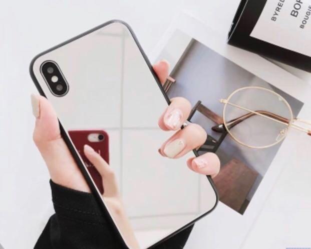 on sale 243db 12115 Mirror iPhone case